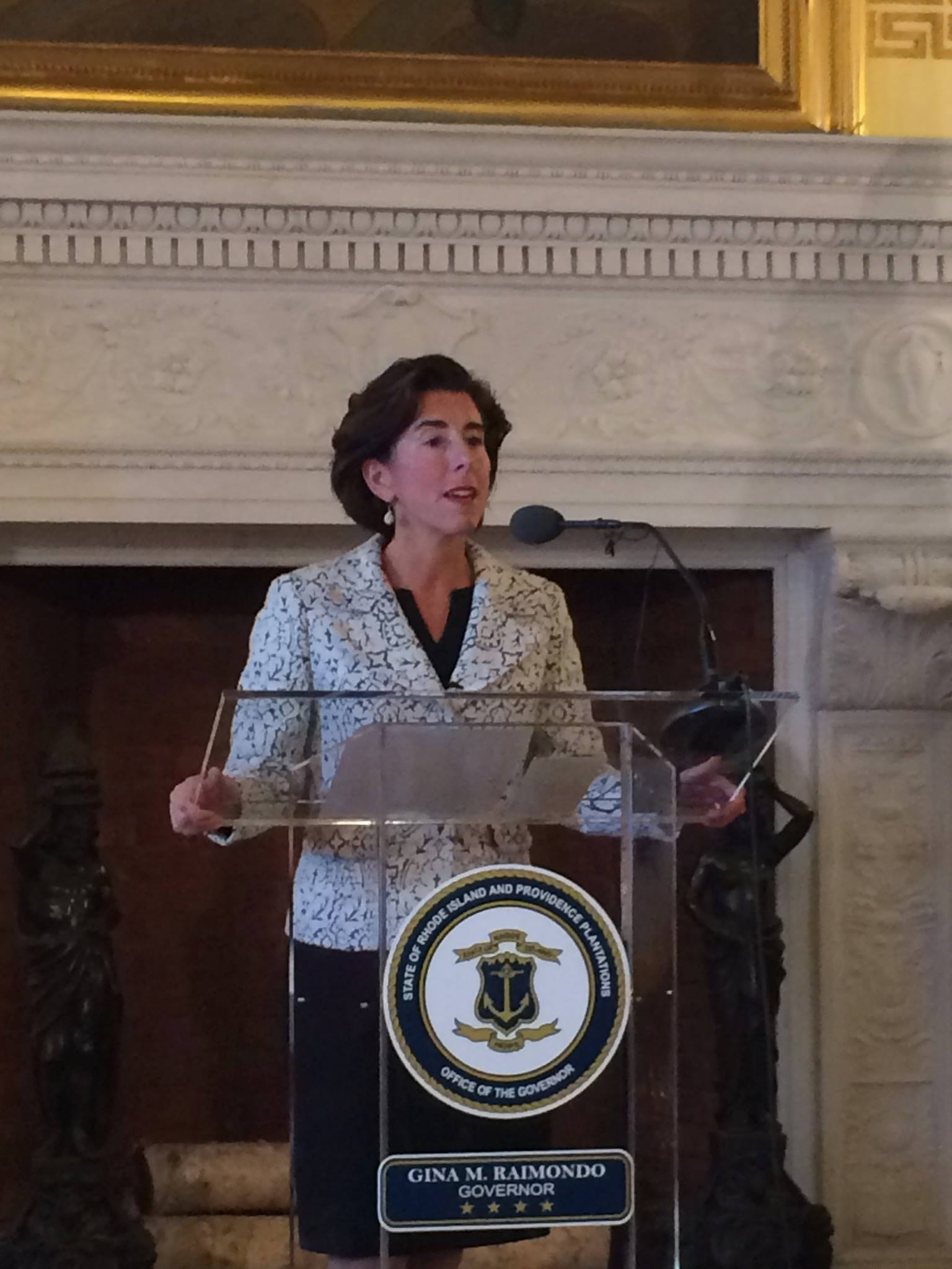 Protect RI Families Act Signed into Law by Governor Gina Raimondo October 2017 (1)