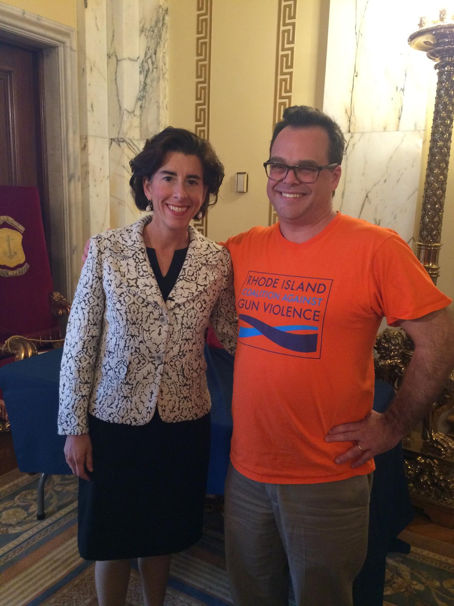 Protect RI Families Act Signed into Law by Governor Gina Raimondo October 2017 (11)