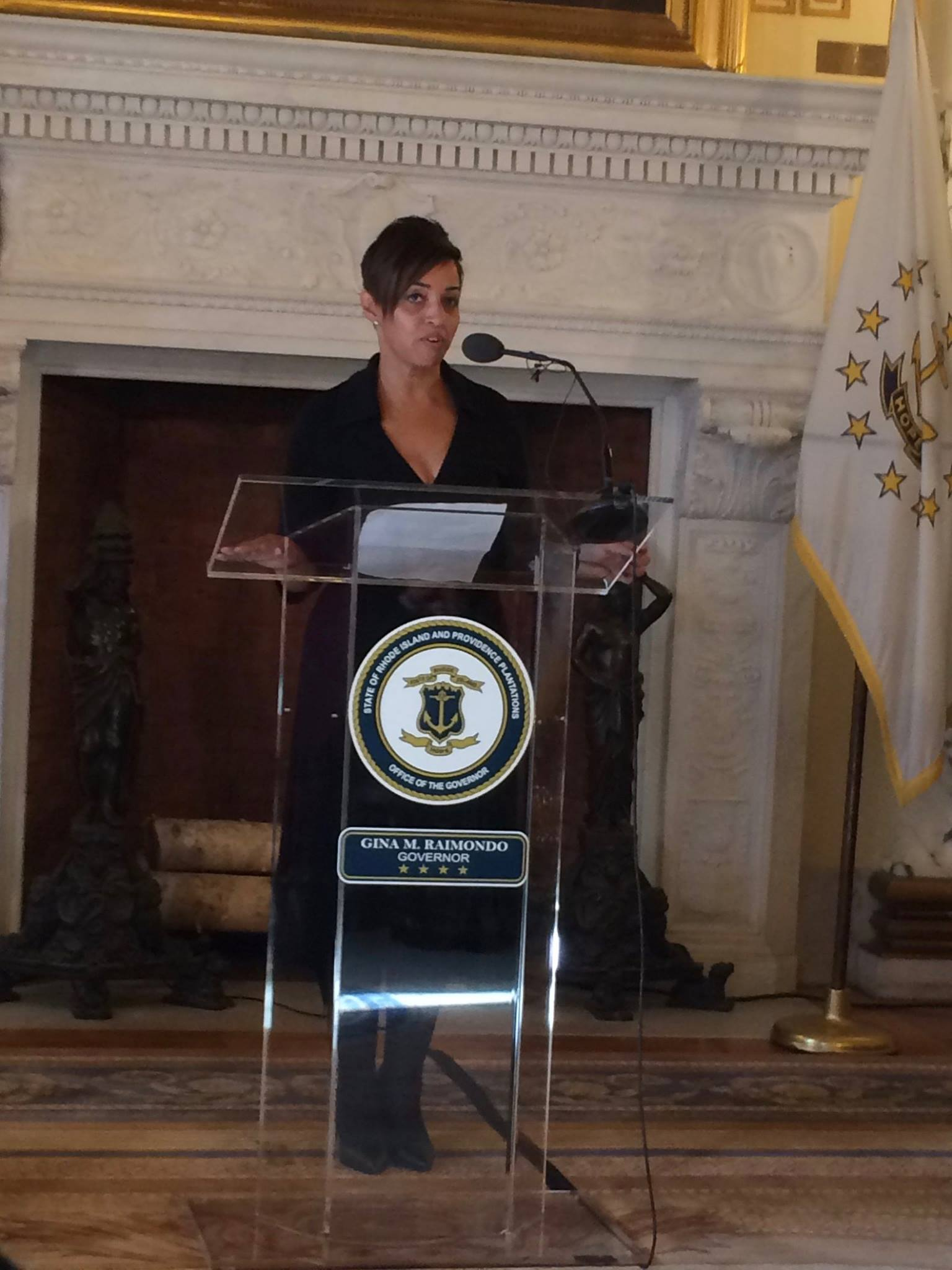 Protect RI Families Act Signed into Law by Governor Gina Raimondo October 2017 (2)
