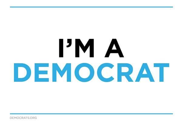 I'm a RI Democrat