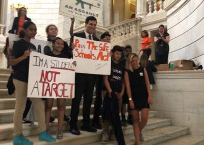 RI Students to RI Legislators - I am not a target.2