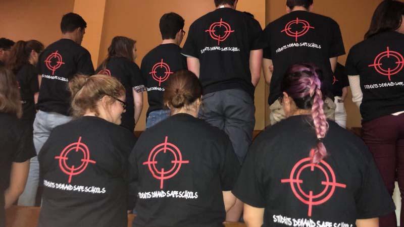 RI Students to RI Legislators - I am not a target!