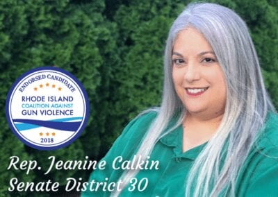 Jeanine Calkin for Senate District 30
