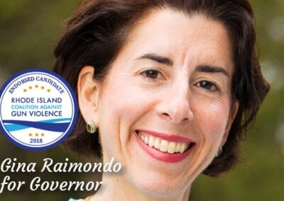 RICAGV Endorses Governor Gina Raimondo