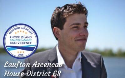 Laufton Ascencao for House District 68