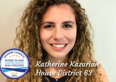 RICAGV Endorses Rep. Katherine Kazarian for House District 63