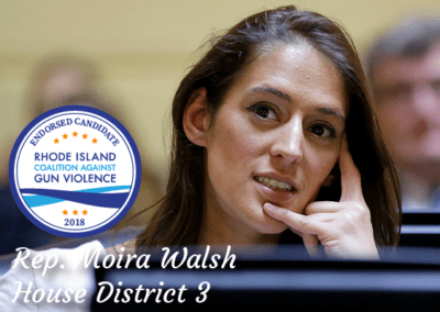 RICAGV Endorses Rep. Moira Walsh for House District 3