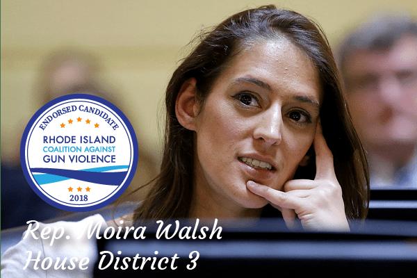 RICAGV endorses Governor Gina Raimondo in 2018