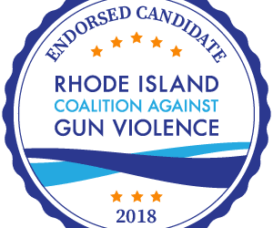RICAGV Gun Safety Endorsed Candidates