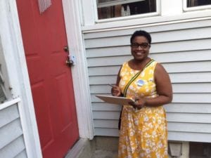 Canvass for Marcia Ranglin-Vassell on Saturday Sept. 1st