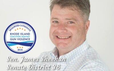 Sen. James Sheehan for Senate District 36
