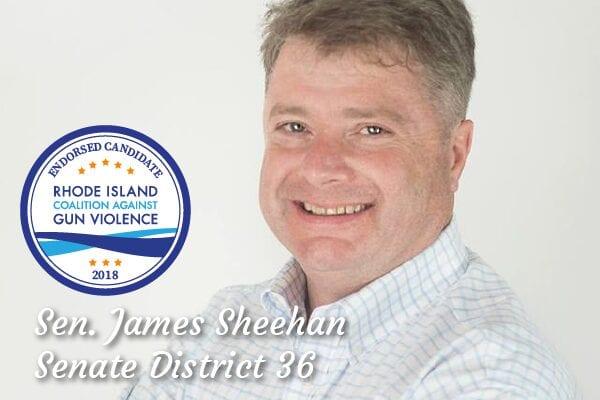 RICAGV Endorses Senator James Sheehan for Senate District 36