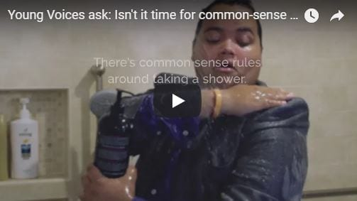 RI's Young Voices Videos Ask: Isn't It Time for Common-Sense Gun Laws?