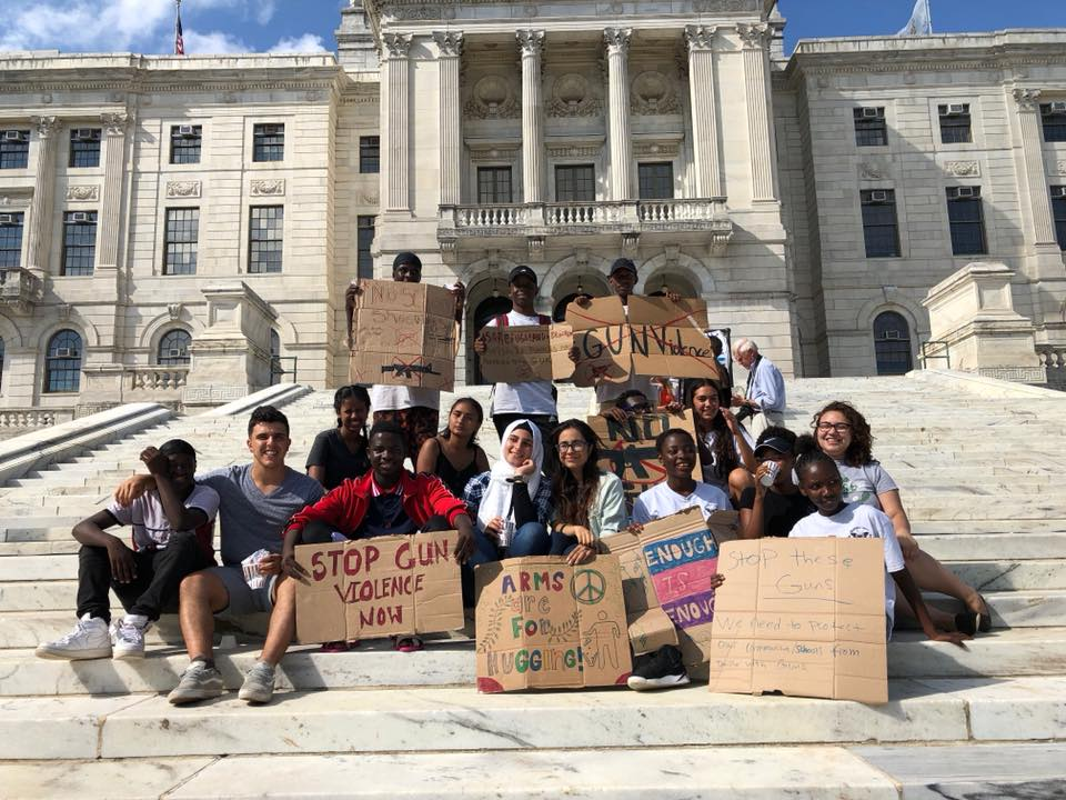 YCAGV at the RI State House
