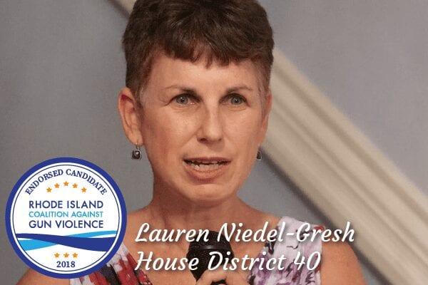 RICAGV endorses Lauren Niedel-Gresh for House District 40-01