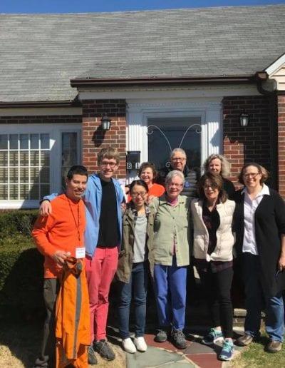 April 2018 - Canvassing for Gun Safety Reform in D15, Cranston