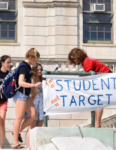 July 2018 - Student Power Rally, RI State House.3