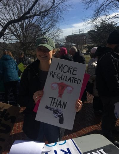January 2018 - Women's March Providence