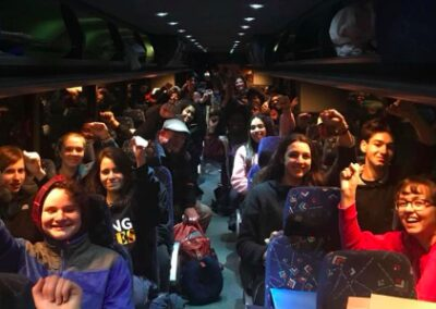 3 - MAR 2018 Joined 100 young Rhode Islanders to travel to D.C. to attend March for Our Lives rally
