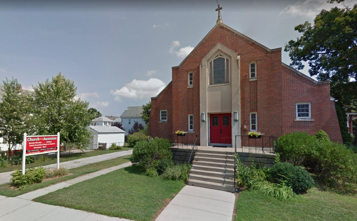Church of Ascension 390 Pontiac Ave Cranston