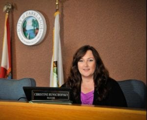 Mayor of Parkland, FL