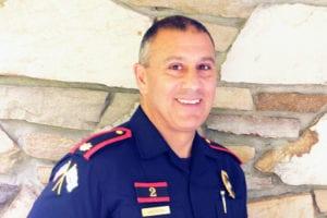 URI Police Major Michael Jagoda