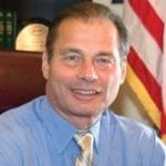 RI Senate President Dominick Ruggerio, District 4
