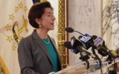 Governor Raimondo Gun Safety Bills