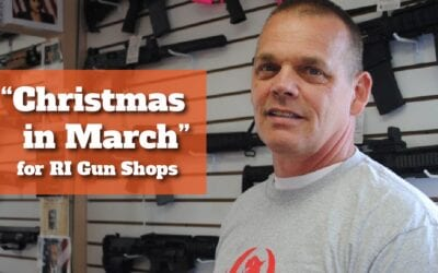 Gun Sales Surge in RI During COVID-19 Crisis