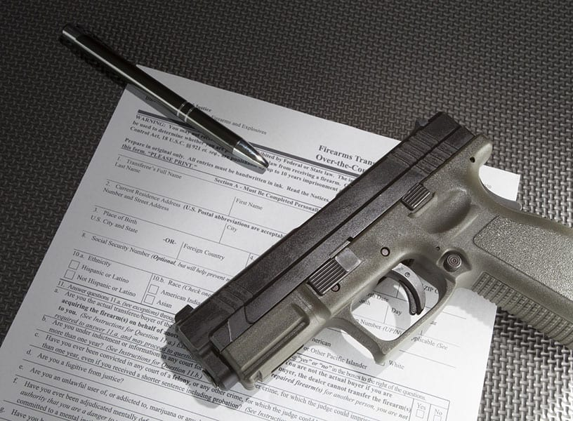 RI Leads Nation in Background Checks