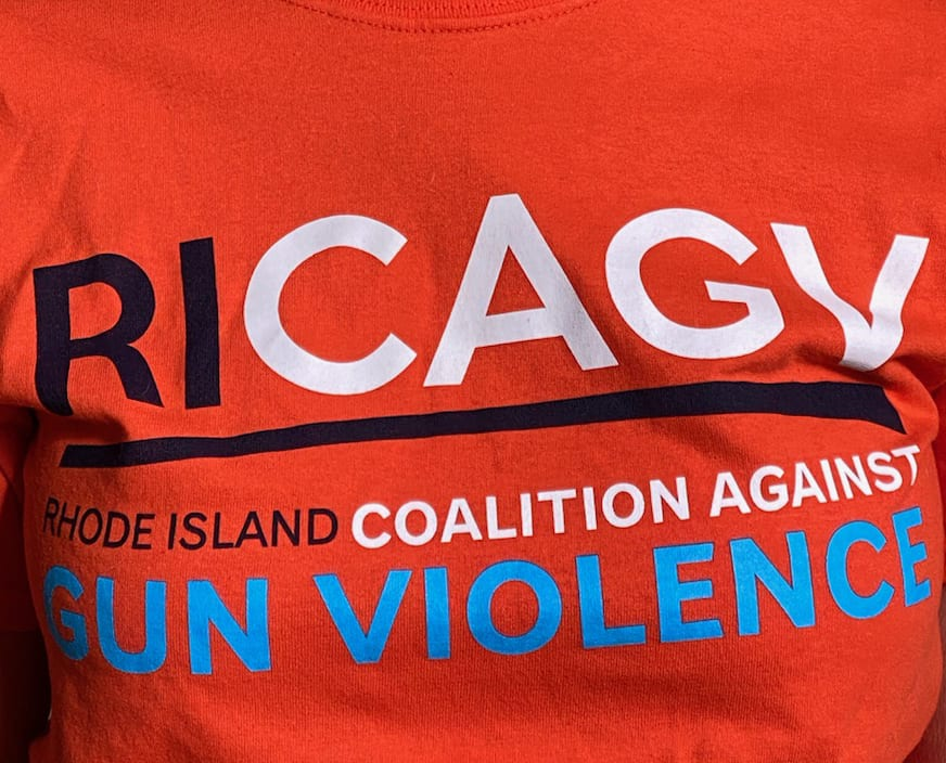 Wear the Shirt - Support Gun Violence Prevention
