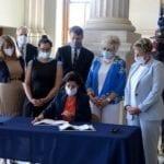 Governor Raimondo signs Ghost Gun Bill into Law June 2020