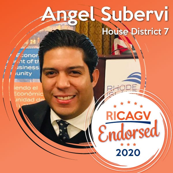 RICAGV Endorses Angel Subervi