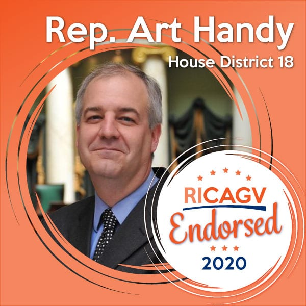 RICAGV endorses Art Handy