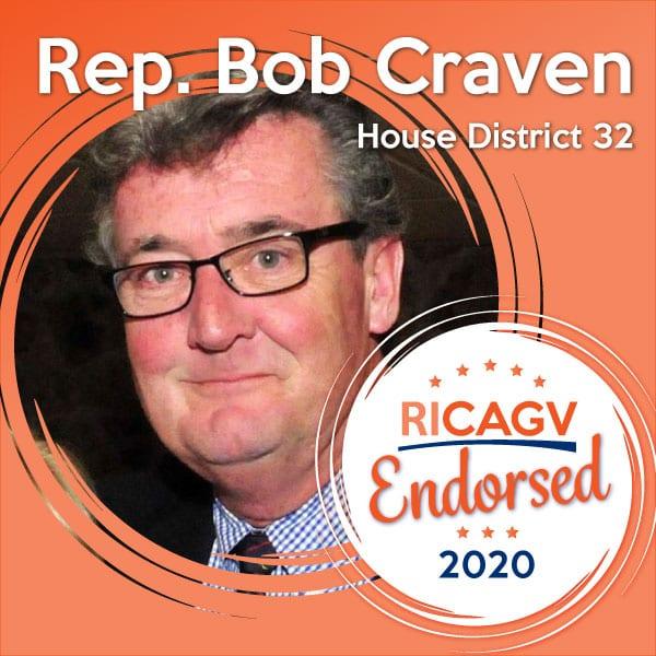 RICAGV endorses Bob Craven