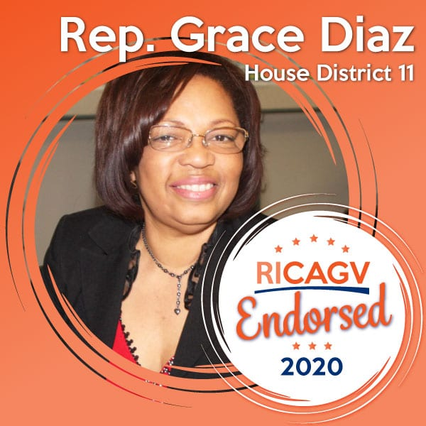 RICAGV Endorses Grace Diaz
