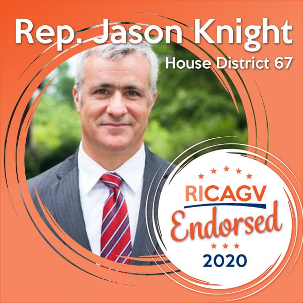 RICAGV endorses Jason Knight