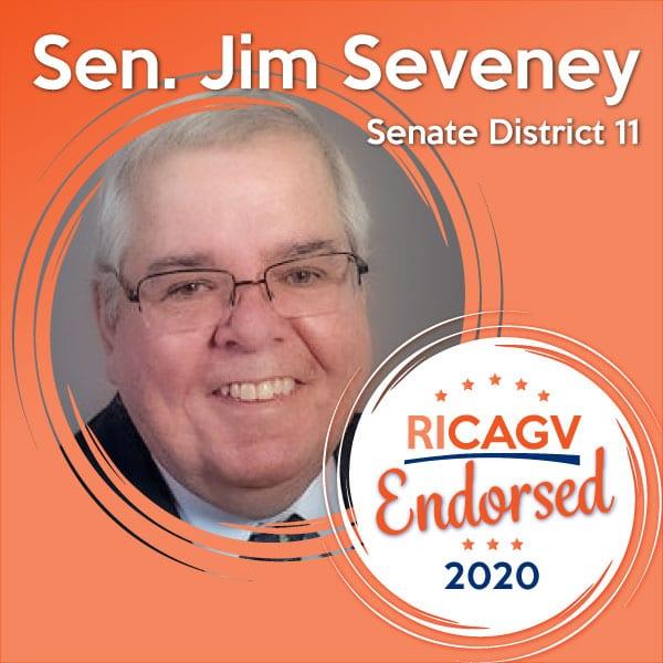 RICAGV endorses Jim Seveney
