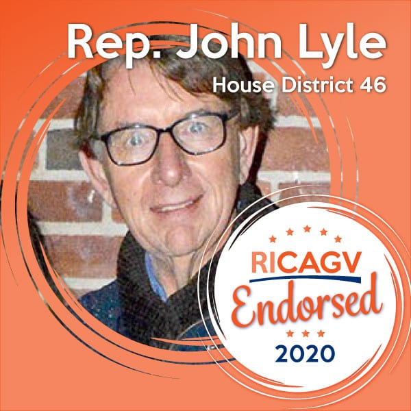RICAGV endorses John Lyle