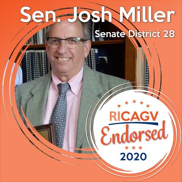 RICAGV endorses Josh Miller