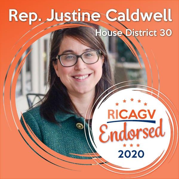 Justine Caldwell