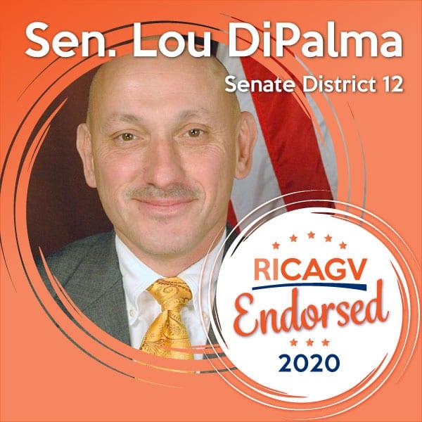 RICAGV endorses Lou DiPalma