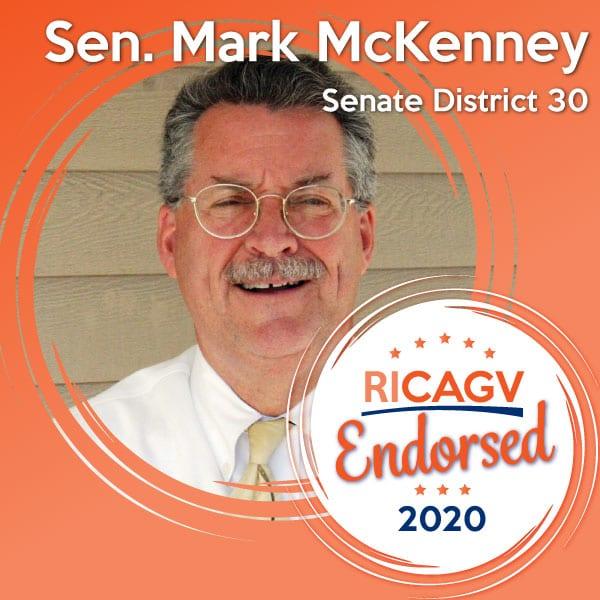 RICAGV Endorses Mark McKenney