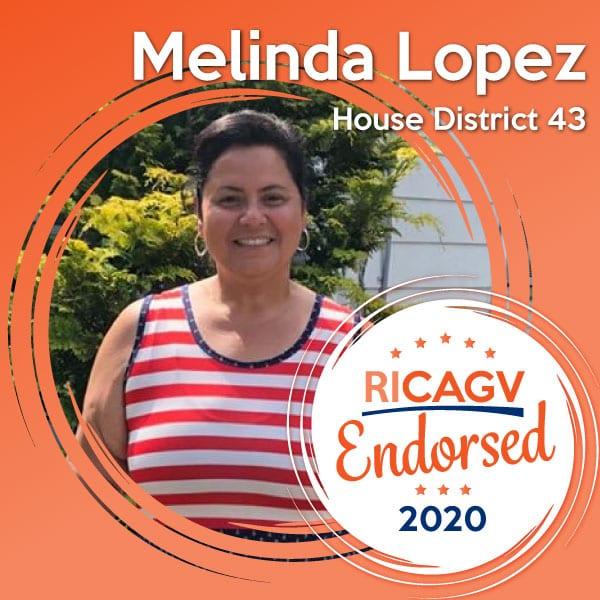 RICAGV endorses Melinda Lopez