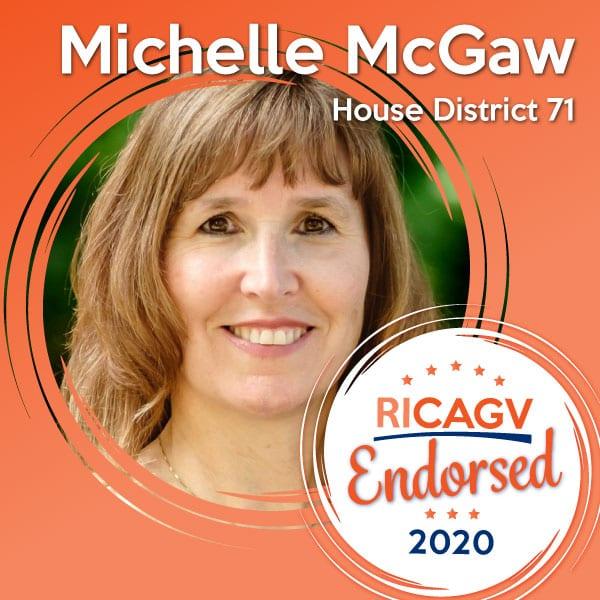 Michelle McGaw