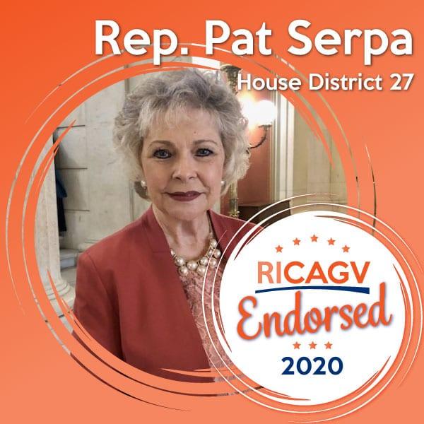 RICAGV endorses Pat Serpa