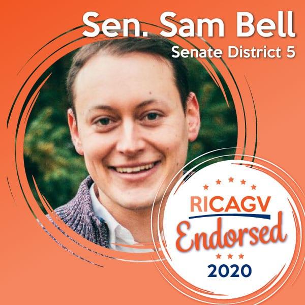 RICAGV Endorses Sam Bell