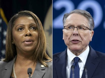 NY Lawsuit Exposes NRA Lies and Corruption
