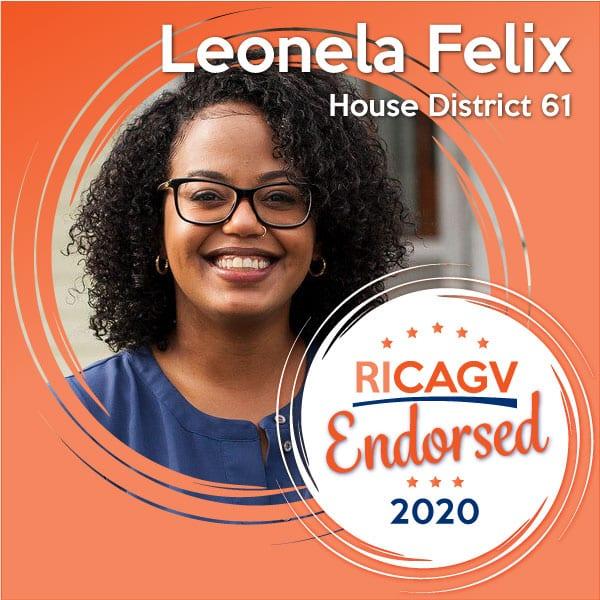 RICAGV-Endorses Leonela Felix