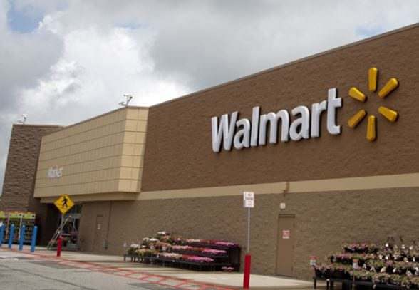 Man Arrested with Loaded Gun at Walmart in Providence
